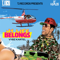 Vybz Kartel - My Life Belongs - Single