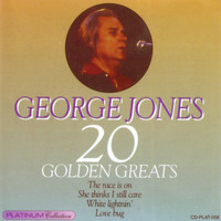 George Jones - 20 Golden Greats