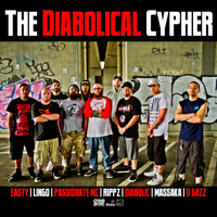 Lingo - The Diabolical Cypher (feat. Lingo, Easty, Rippz, Passionate MC, Massaka & D Gazz)