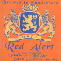 Red Alert - Drinkin' with Red Alert (Street Survivors) / Beyond the Cut