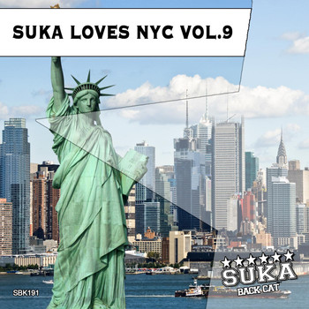 Various Artists - Suka Loves NYC, Vol. 9
