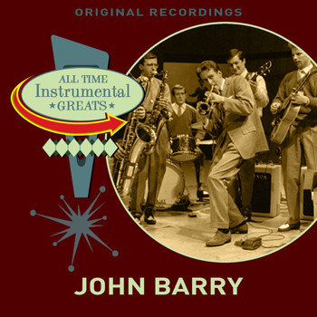 John Barry - All Time Instrumental Hits
