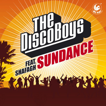 The Disco Boys - Sundance (feat. Shafagh)