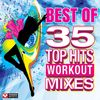 Best of 35 Top Hits Workout Mixes (Unmixed Workout Music Ideal for Gym, Jogging, Running, Cycling, Cardio and Fitness)  Power Music Workout