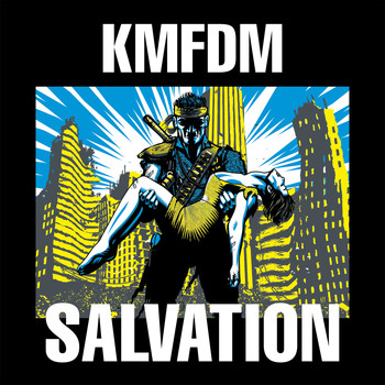KMFDM - Salvation - EP