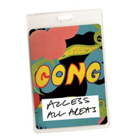 Gong - Access All Areas - Gong (Audio Version)