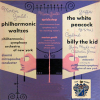 New York Philharmonic Orchestra - Gould, Griffes, Copland