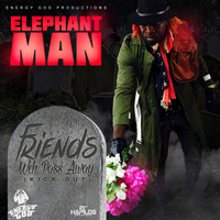 Elephant Man - Friends Weh Pass Away (Kick Out) - Single