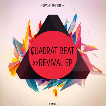 Quadrat Beat - Revival EP