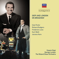 Cesare Siepi - Siepi And London On Broadway