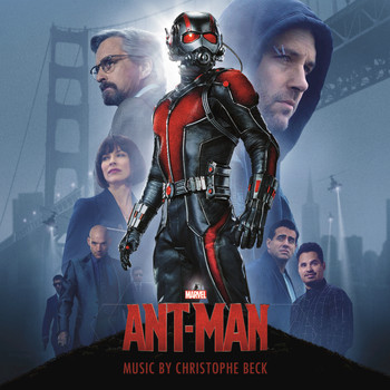 Various Artists - Ant-Man (Original Motion Picture Soundtrack)