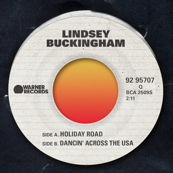 Lindsey Buckingham - Holiday Road