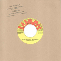 Michael Rose - Peace and Love in the Ghetto / Peace and Love in the Ghetto Dub
