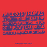 Leron Thomas - Role Play - EP