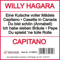 Willy Hagara - Capitano