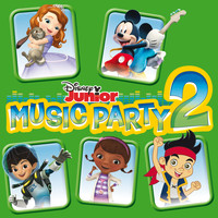 Various Artists - Disney Junior Music Party 2