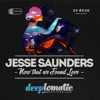 Jesse Saunders - Now That We Found Love