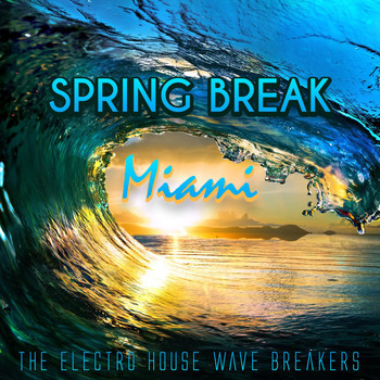 Various Artists - Spring Break Miami - The Electro House Wave Breakers
