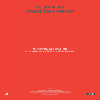 The Black Dog - Commodities & Pavement