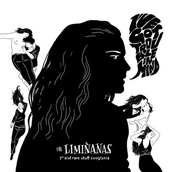 "The Limiñanas - (I've Got) Trouble In Mind: 7"" and Rare Stuff 2009/2014"