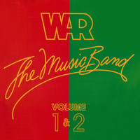 War - The Music Band, Vol.1 & 2