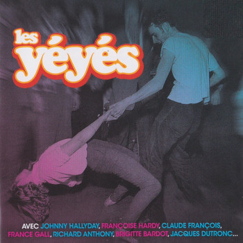 Various Artists - Les yéyés