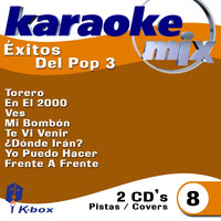 Karaoke Box - Exitos Del Pop Vol 3 (Karaoke/Cover Version)