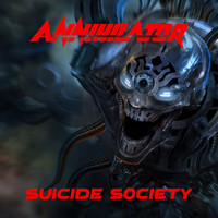 Annihilator - Suicide Society (single) (Explicit)