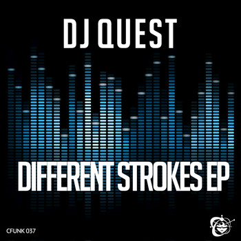 DJ Quest - Different Strokes - EP
