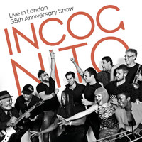 Incognito - Live in London - 35th Anniversary Show