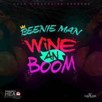Beenie Man - Wine An Boom - Single