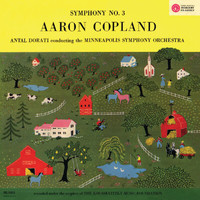 Minneapolis Symphony Orchestra - Copland: Symphony No. 3