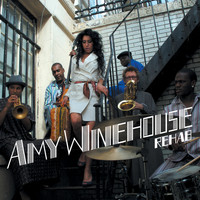Amy Winehouse - Rehab (Explicit)