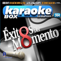 Karaoke Box - Éxitos Del Momento 8 (Karaoke Version)