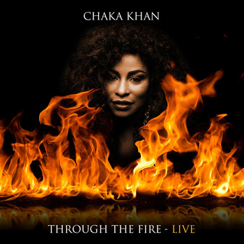 Chaka Khan - Through The Fire - Live