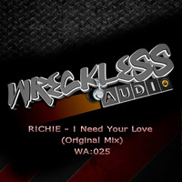 Richie - I Need Your Love