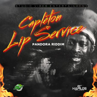 Capleton - Lip Service - Single