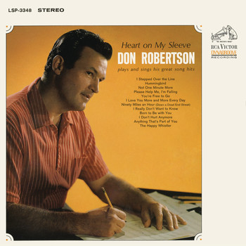 Don Robertson - Heart on My Sleeve