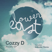 Cozzy D - Anxiety - EP