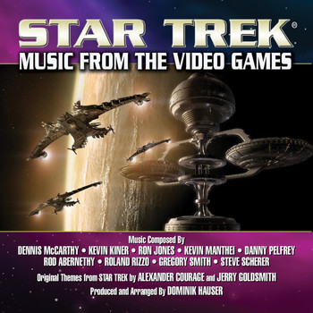 Dominik Hauser - Star Trek: Music From The Video Games