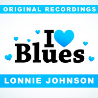 Lonnie Johnson - I Love Blues