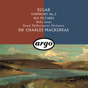 Sir Charles Mackerras - Elgar: Symphony No. 2; Sea Pictures