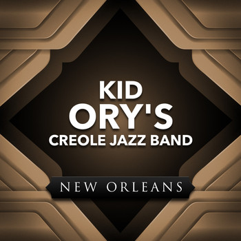 Kid Ory's Creole Jazz Band - New Orleans