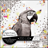 Digital Project - My Reaction Ep