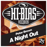 Peter Brown - A Night Out