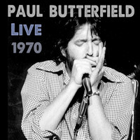 Paul Butterfield - LIVE