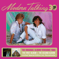 Modern Talking - The First & Second Album (30th Anniversary Edition)