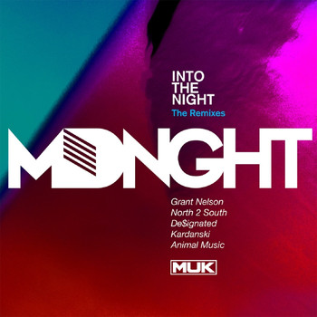MDNGHT - Into The Night (The Remixes)