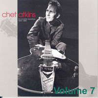 Chet Atkins - Chet Atkins - Mr. Guitar - The Complete Recordings 1955-1960 Vol7.