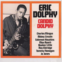 Eric Dolphy - Candid Dolphy